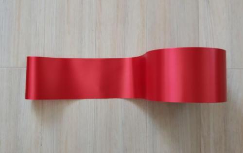 Лента для изготовления лент Выпускник Красного цвета