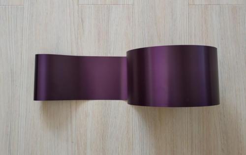 Лента для изготовления лент Выпускник Фиолетового цвета