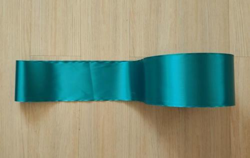Лента для изготовления лент Выпускник Бирюзового цвета