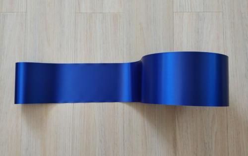 Лента для изготовления лент Выпускник Синего цвета